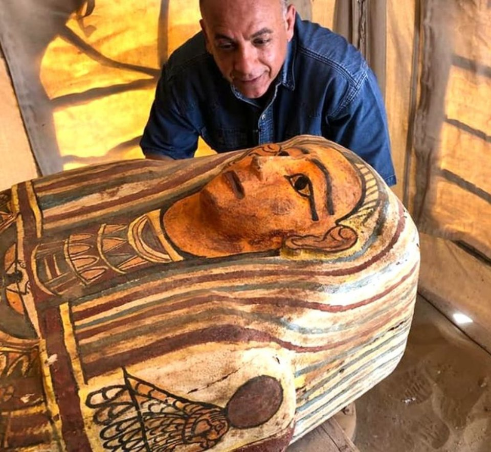 Egyptian Ministry of Tourism and Antiquities