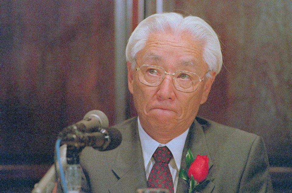 Акіо Моріта, засновник корпорації Sony, став єдиним іноземцем, якого Time у 1999 році включив до найвпливовіших людей світу. Решта - американці