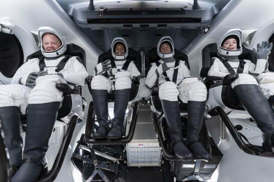 Екіпаж SpaceX