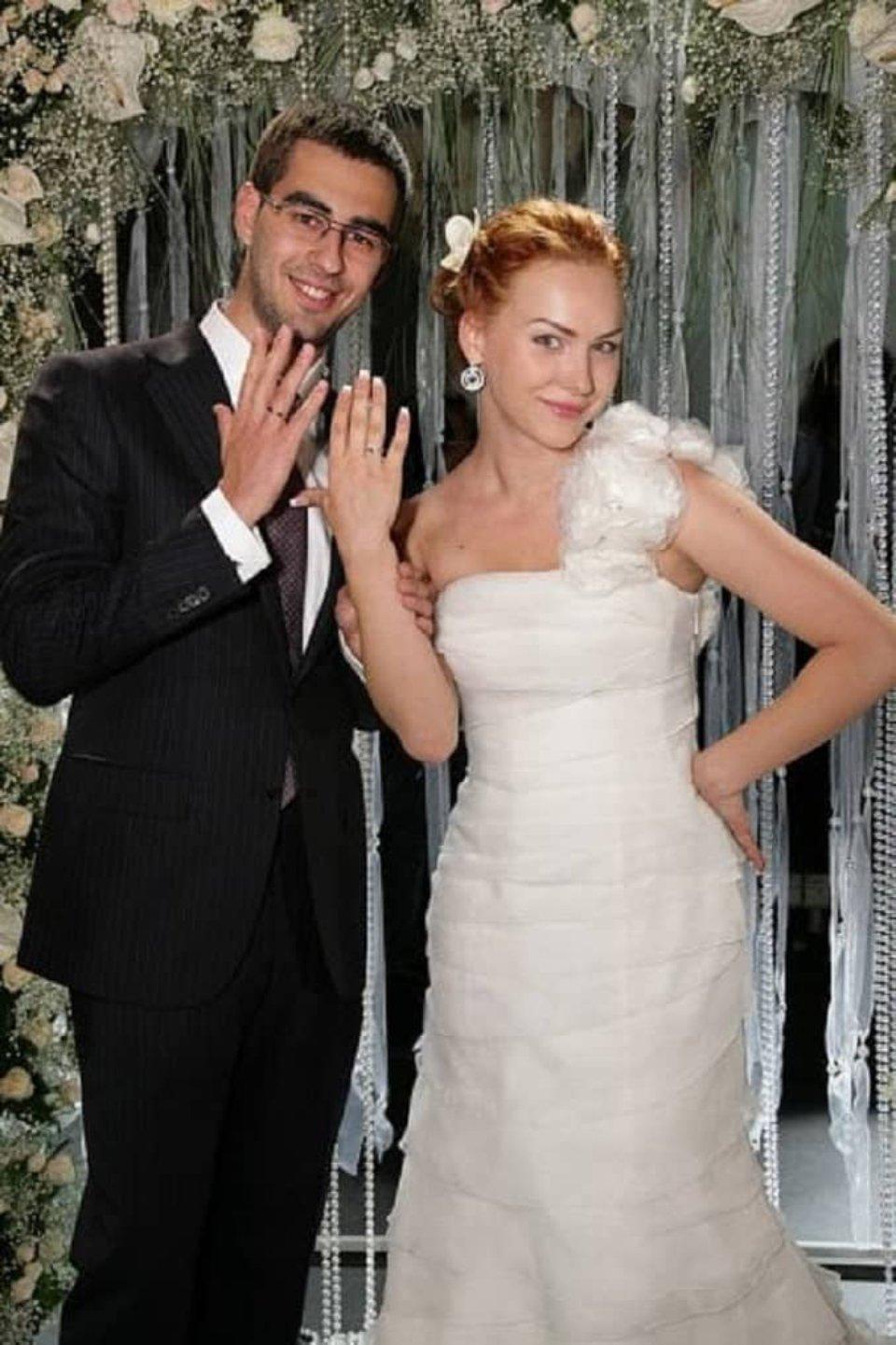 Александр Трухин с бывшей женой