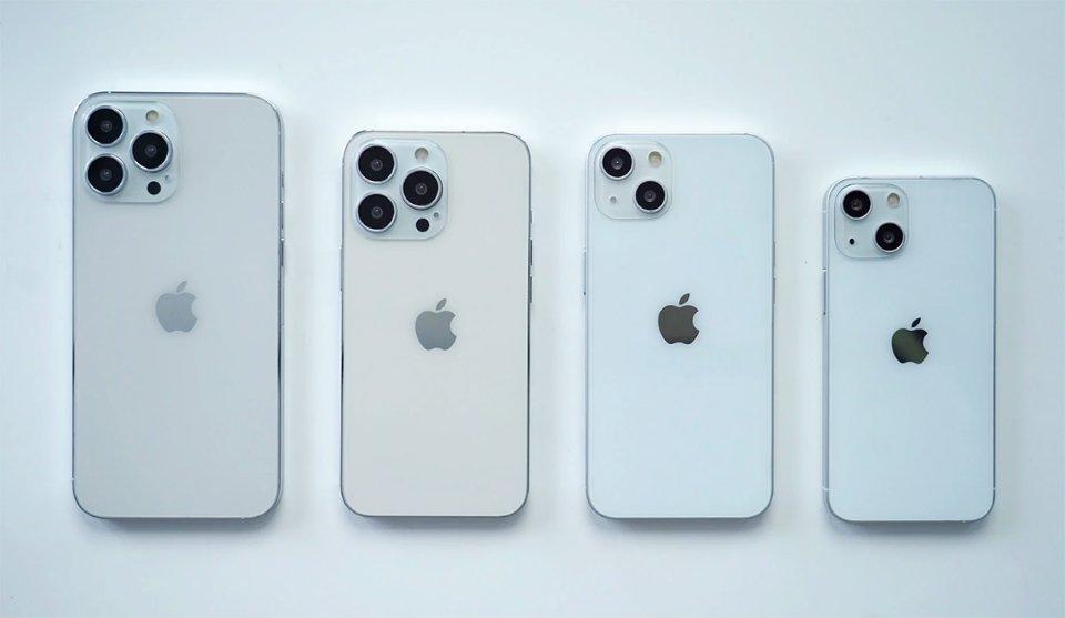Макети iPhone 13