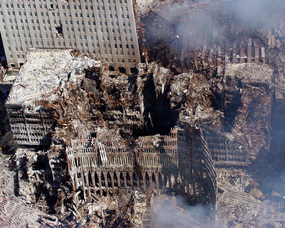 Теракт у США 11 вересня 2001 рік