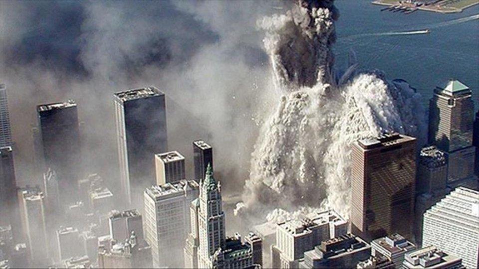 Теракт в США 11 вересня 2001 рік