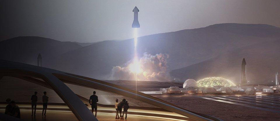 Куди поїхати на Марсі. Гід по пам'ятках Червоної планети
