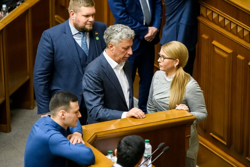 Юрій Бойко, голова ОПЗЖ - один із найбільш шанованих політиків на Донбасі