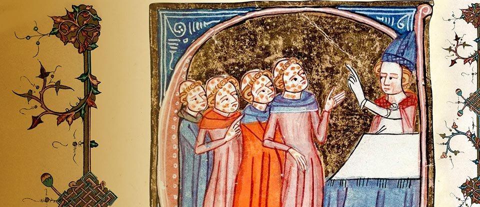 Заразити всіх. Як середньовічні конспірологи боролися зі «змовою прокажених»