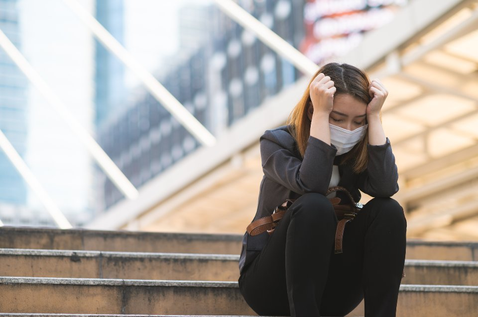 Безробітна дівчина