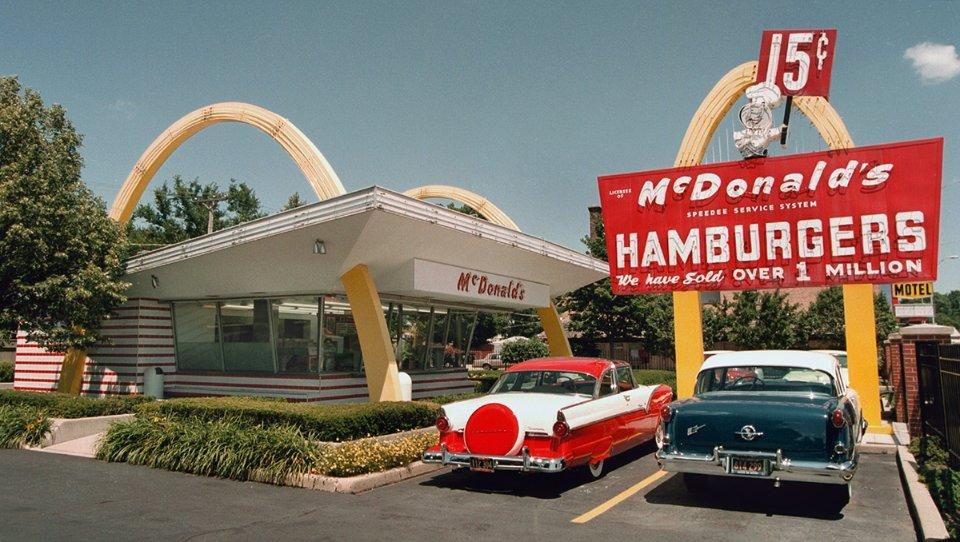 McDonald's No. 1 в Дес-Плейнс