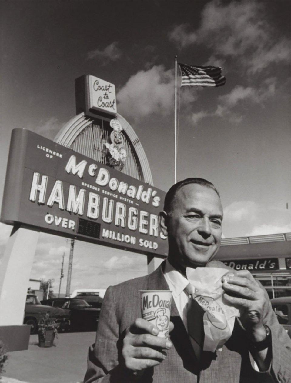 Рэй Крок в 1965 году