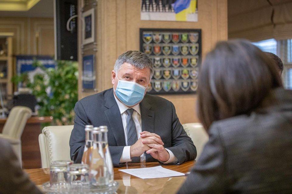 Рекордно збільшені видатки і на відомство вічно «тимчасового» міністра Арсена Авакова/ УНІАН