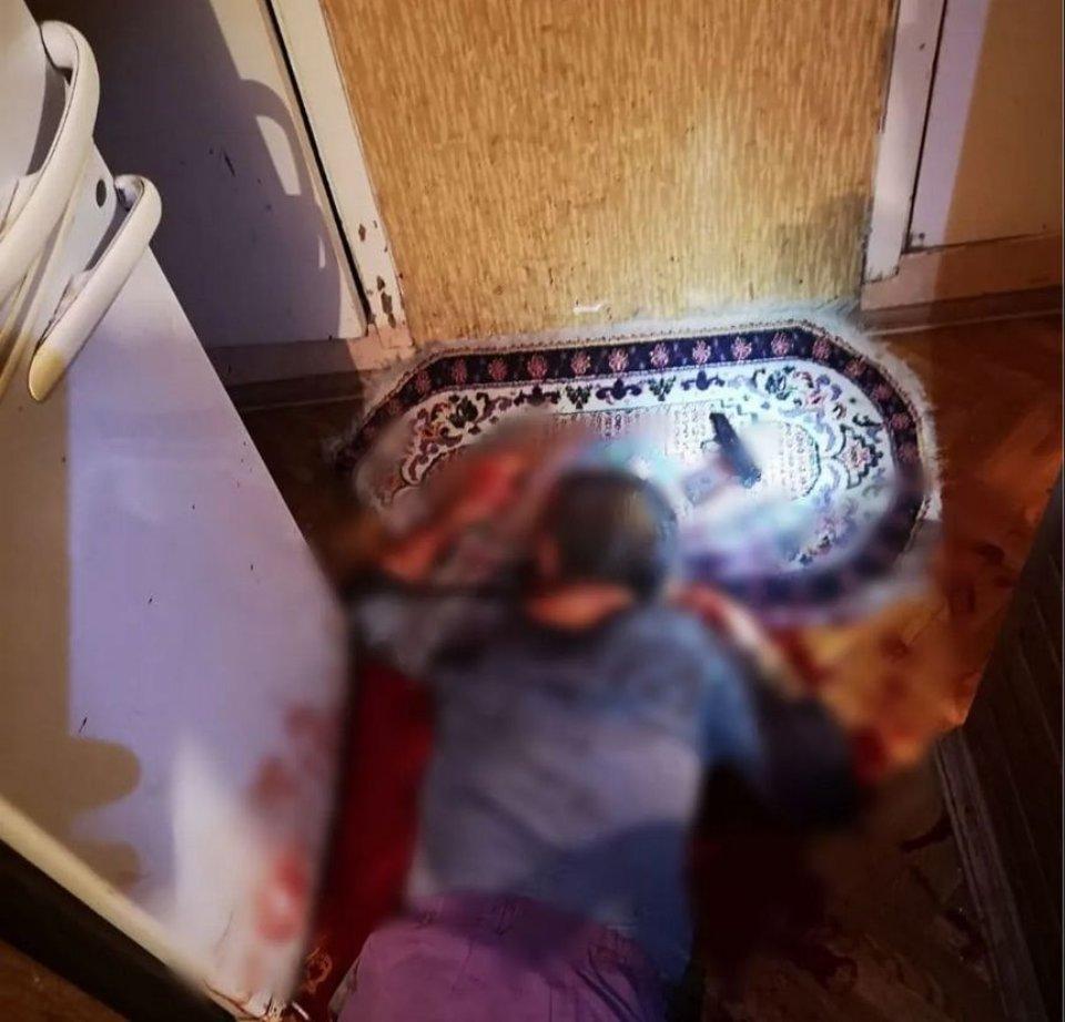 Глава родини отримав понад 30 ударів ножем/ Фото Obozrevatel