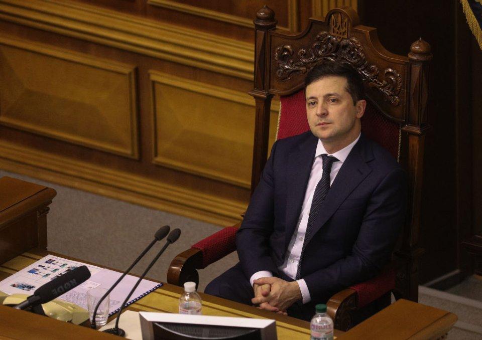 Зеленський мав досить часу, щоб запобігти конституційній кризі, — вважає Наливайченко / Getty images