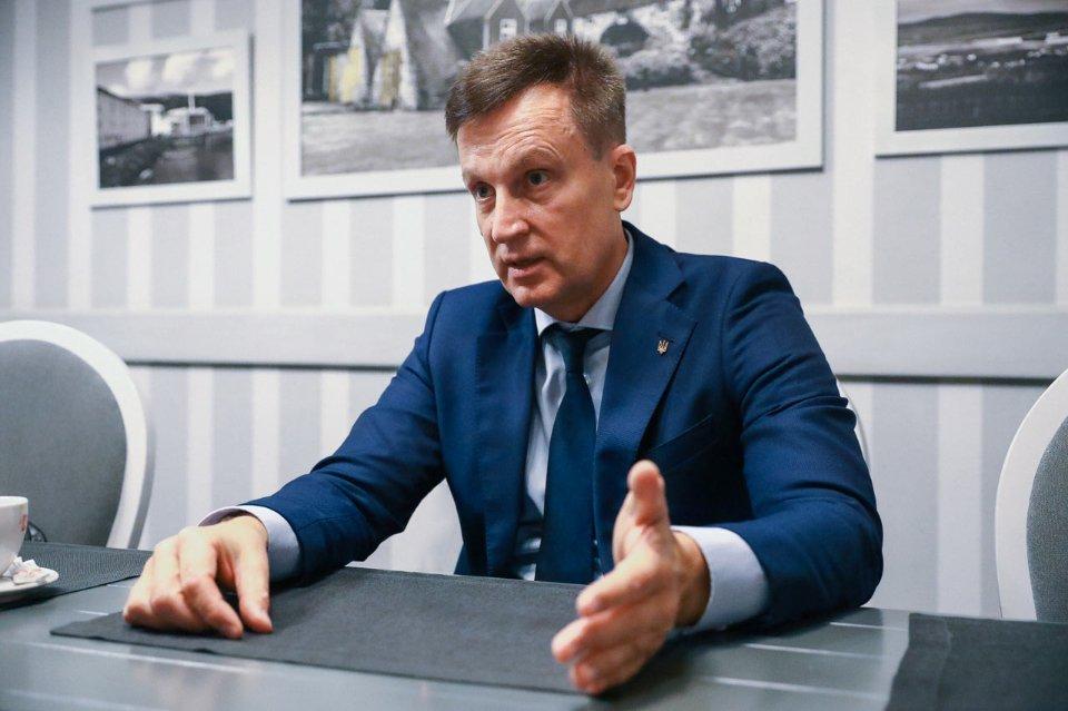 Валентину Наливайченко вже втретє доводиться розбиратися зі справами Конституційного Суду / Іванна Зубович