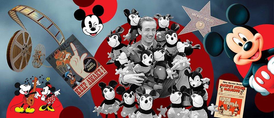 День народження Міккі Мауса. Мишеня, яке заробило $70 млрд і стало кандидатом у президенти США