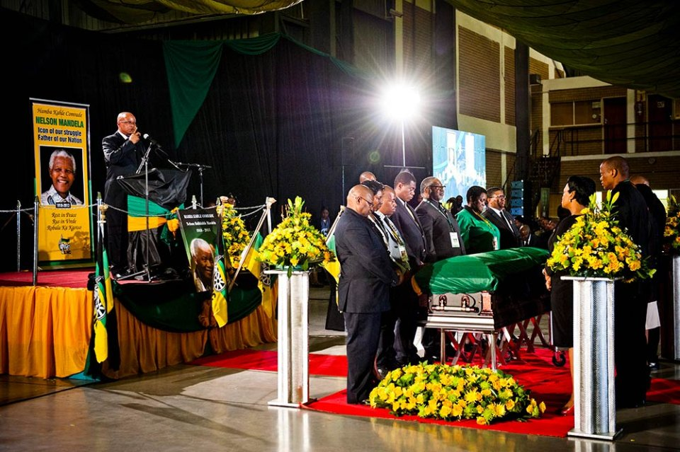 Похорон Нельсона Мандели у 2013-му році / Getty images
