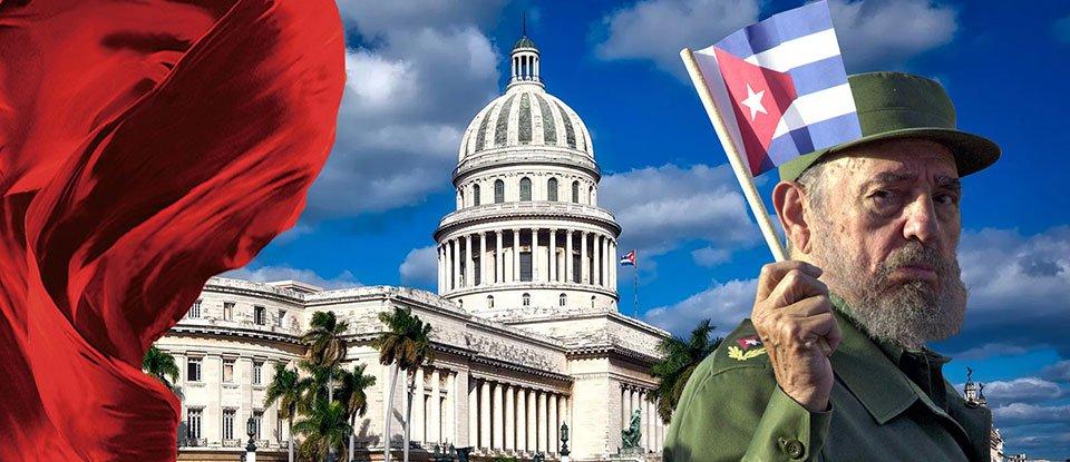 Кастро з нами! Допоки з нами живуть його ідеологічні нащадки