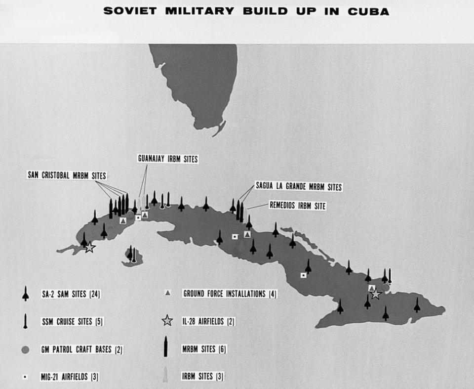 Радянські збройні сили на Кубі / GettyImages