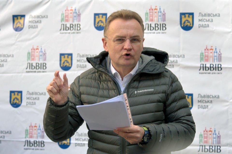 Андрія Садового називають майстром політичних компромісів / Getty images
