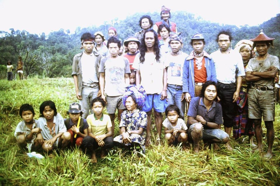 Плем'я  Тасадай у 1989 році