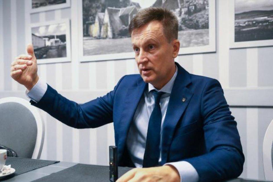 Валентин Наливайченко вважає, що президент ще влітку знав, яке рішення готує суд / Івана Зубович