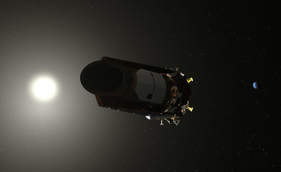 Космічний телескоп Kepler