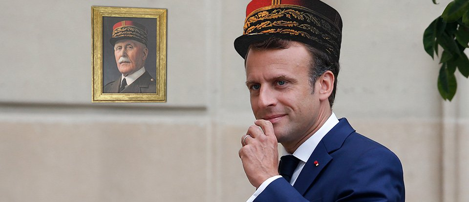 У режимі Віші. Куди Еммануель Макрон веде Францію
