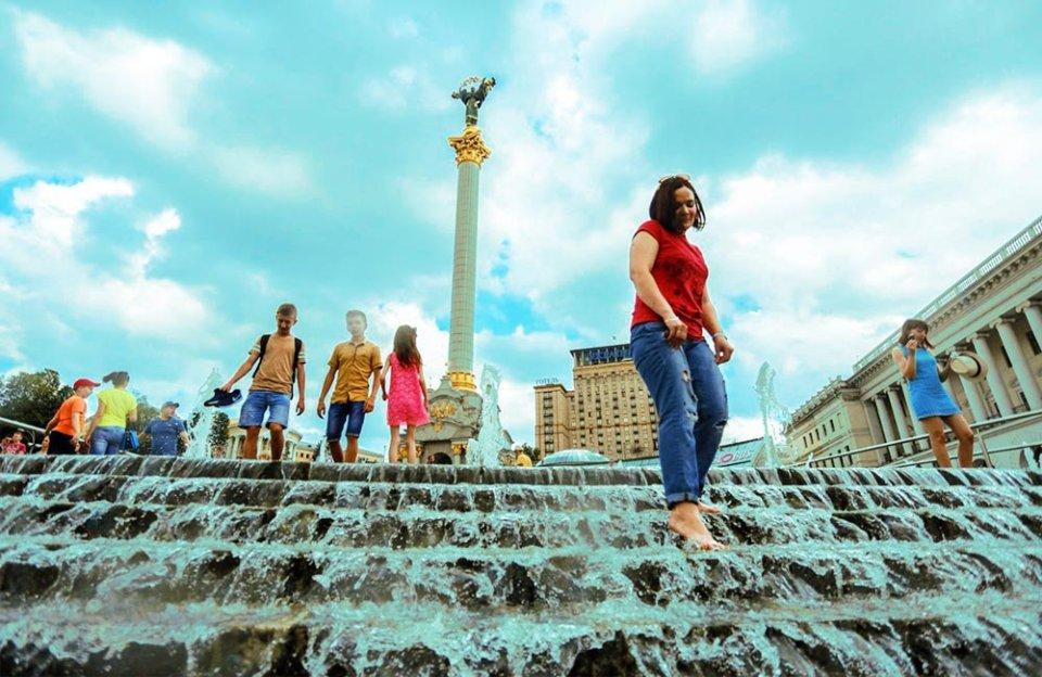 За кліматом Київ нагадуватиме сучасну Канберру (Австралія)