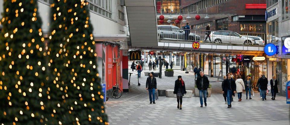 Фіка для своїх. Як у Швеції цьогоріч готуються до Різдва