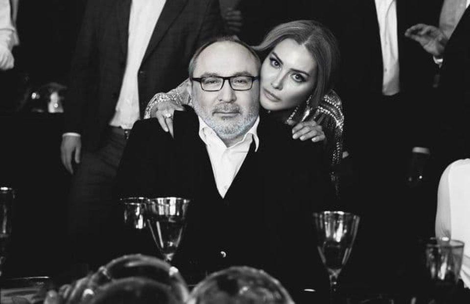 Громадянська дружина Кернеса Оксана Гайсинська перебувала поруч з ним у Берліні / Instagram