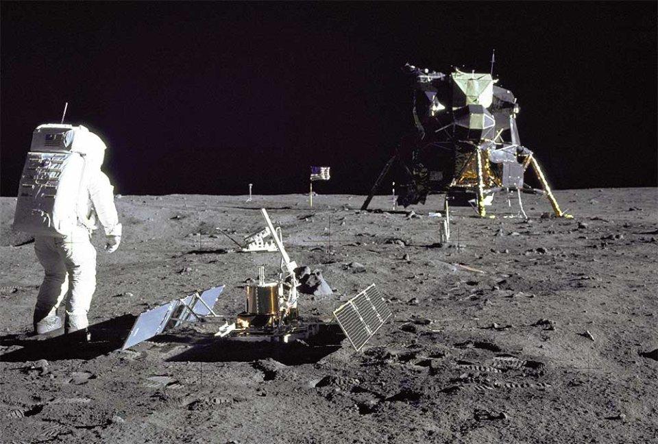 Висадка на Місяць, липень 1969 року