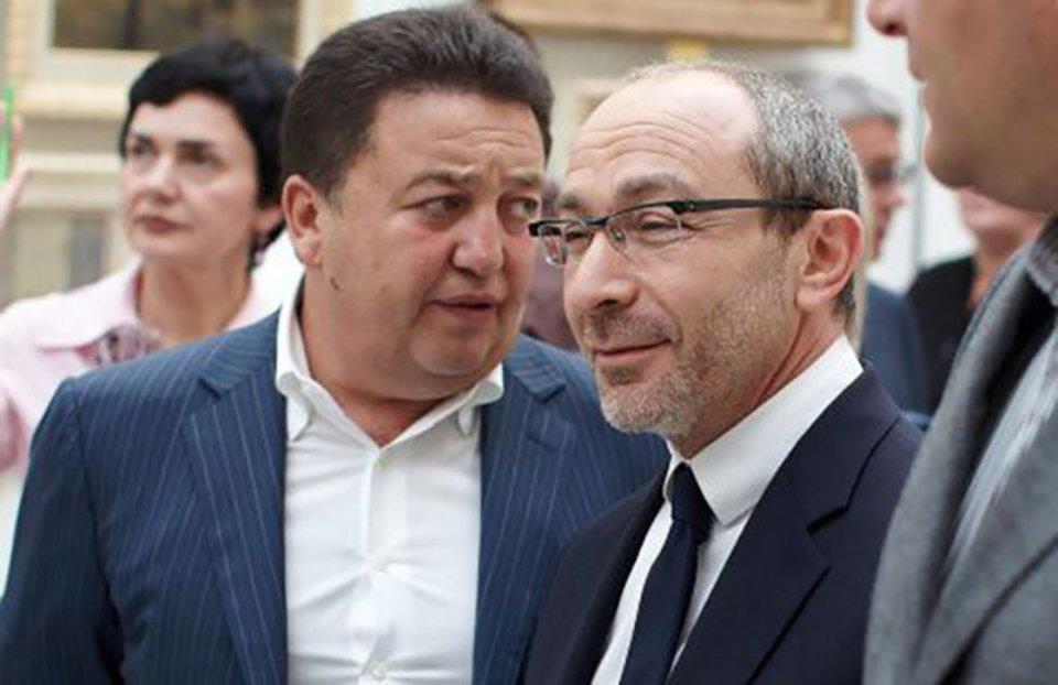 Олександр Фельдман посів друге місце на виборах мера Харкова / відкриті джерела