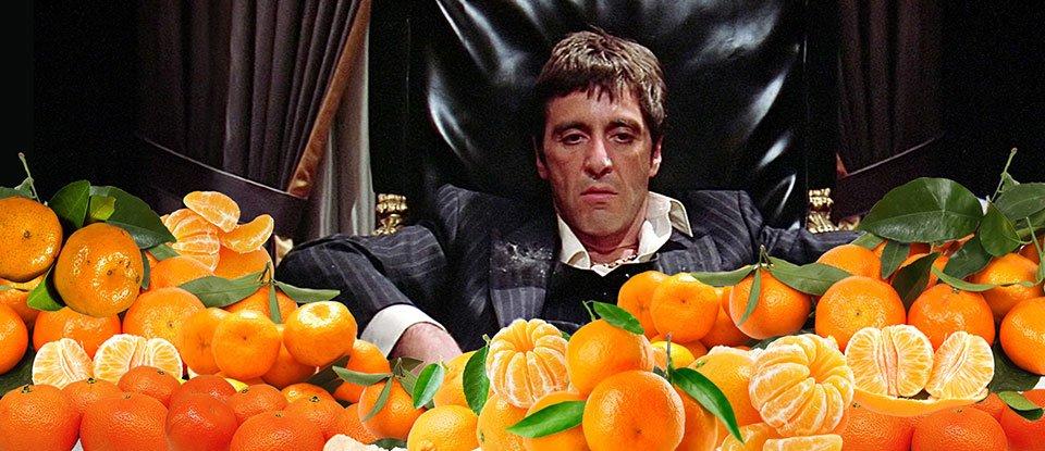 Зимовий наркотик. Як мандарин став символом Нового року