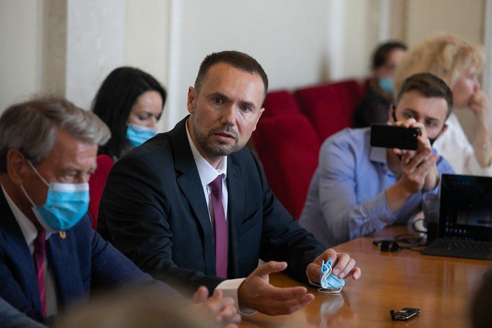 Призначення Шкарлета повноцінним міністром не обійшлося без скандалу / відкриті джерела