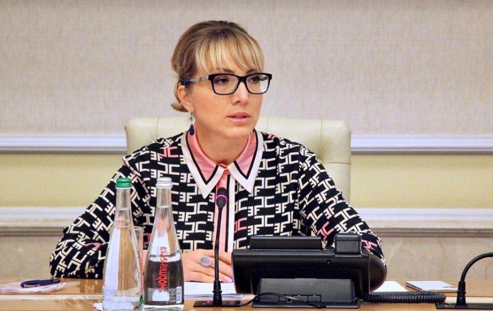 Ольга Буславець боролася за свою посаду до останнього / відкриті джерела