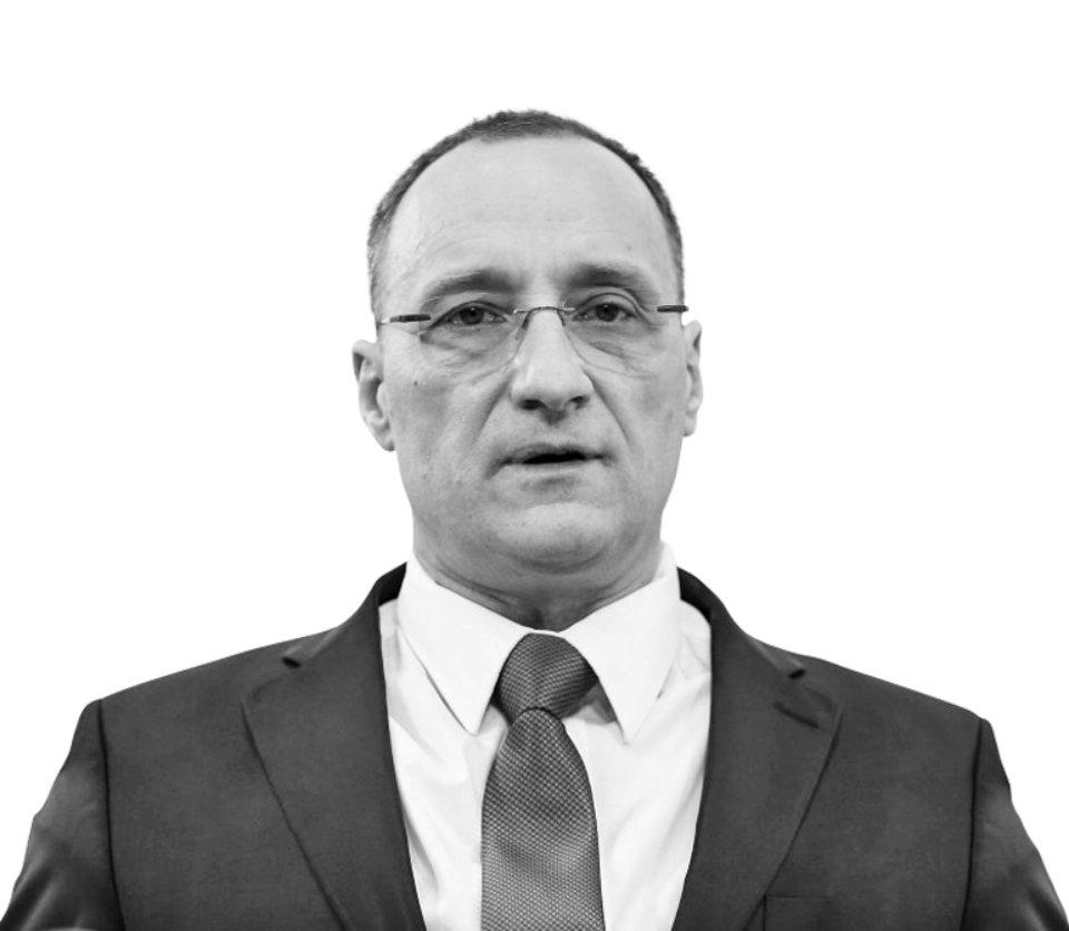 Юрист, колишній член Громадської ради доброчесності