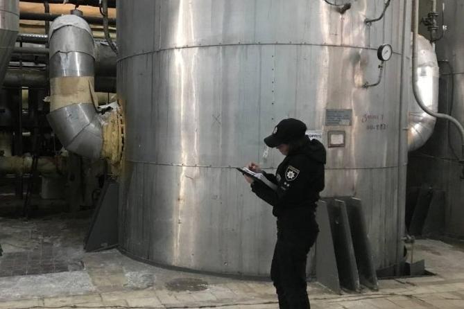 На Киевщине произошел взрыв на сахарном заводе. Пять человек пострадали