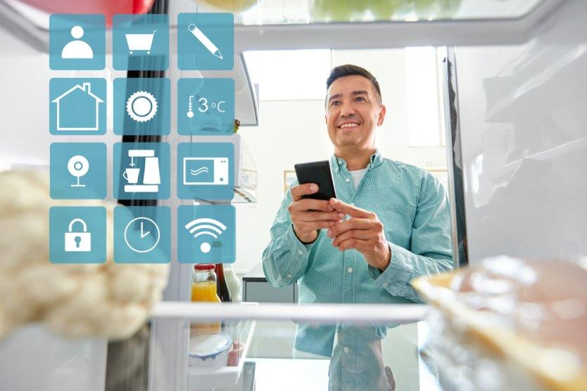 Amazon хоче створити «розумний» холодильник, який стежитиме за продуктами і пропонуватиме покупки